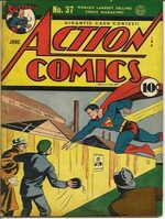Action Comics 37