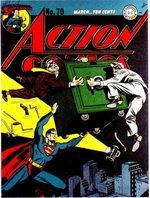 Action Comics 70