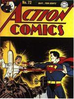 Action Comics 72