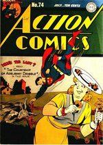Action Comics 74