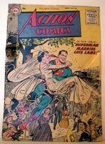 Action Comics 206