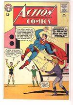Action Comics 321