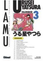 Lamu - Urusei Yatsura 3 Manga