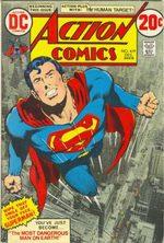 Action Comics 419