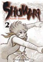 couverture, jaquette Shumari 2