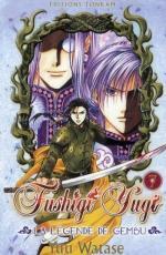 Fushigi Yûgi - La Légende de Gembu 7 Manga