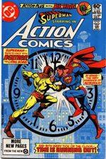 Action Comics 526