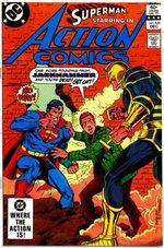 Action Comics 538