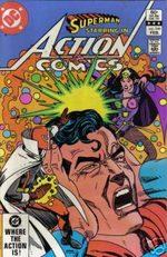 Action Comics 540