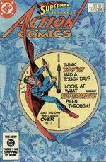 Action Comics 551