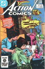 Action Comics 554