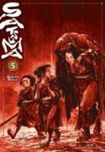 Satsuma, l'honneur de ses samouraïs 5 Manga