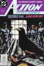 Action Comics 607