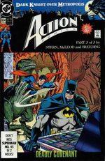 Action Comics 654
