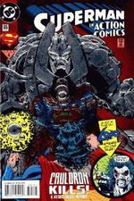 Action Comics 695