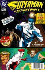 Action Comics 743
