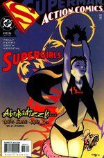 Action Comics 806