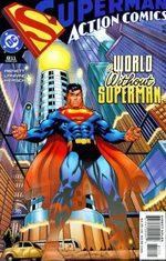 Action Comics 811