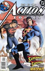 Action Comics 822