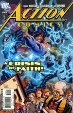 Action Comics 849