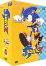 couverture, jaquette Sonic X SIMPLE  -  VF 2 4