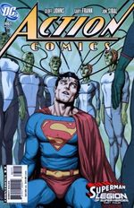 Action Comics 861
