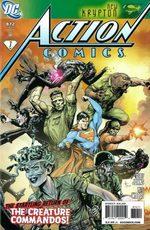 Action Comics 872