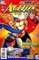 Action Comics 882