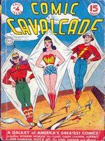 Comic Cavalcade 4