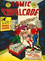 Comic Cavalcade 6