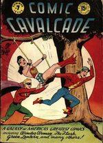 Comic Cavalcade 7