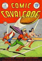 Comic Cavalcade 8