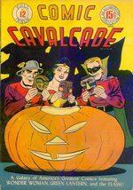 Comic Cavalcade 12