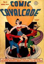 Comic Cavalcade 14