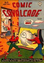 Comic Cavalcade 15