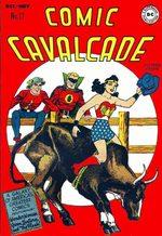 Comic Cavalcade 17