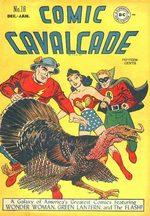 Comic Cavalcade 18