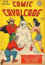 Comic Cavalcade 20