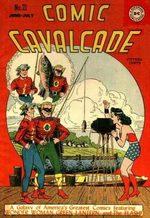 Comic Cavalcade 21