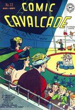 Comic Cavalcade 22