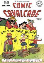 Comic Cavalcade 23