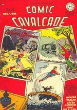 Comic Cavalcade 24