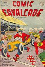 Comic Cavalcade 26