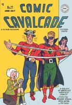 Comic Cavalcade 27