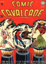 Comic Cavalcade 29