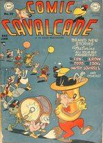 Comic Cavalcade 30
