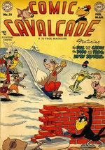 Comic Cavalcade 31