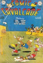 Comic Cavalcade 32