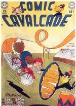 Comic Cavalcade 35