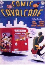 Comic Cavalcade 36